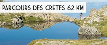 parcours des crêtes 47km